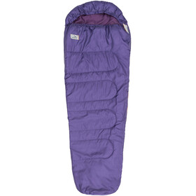 Easy Camp Cosmos Junior Sleeping Bag purple